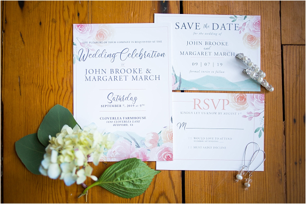 How to Make DIY Hair Clips for Your Wedding | Hill City Bride Virginia Weddings Blog Pearl Rhinestone Invitations