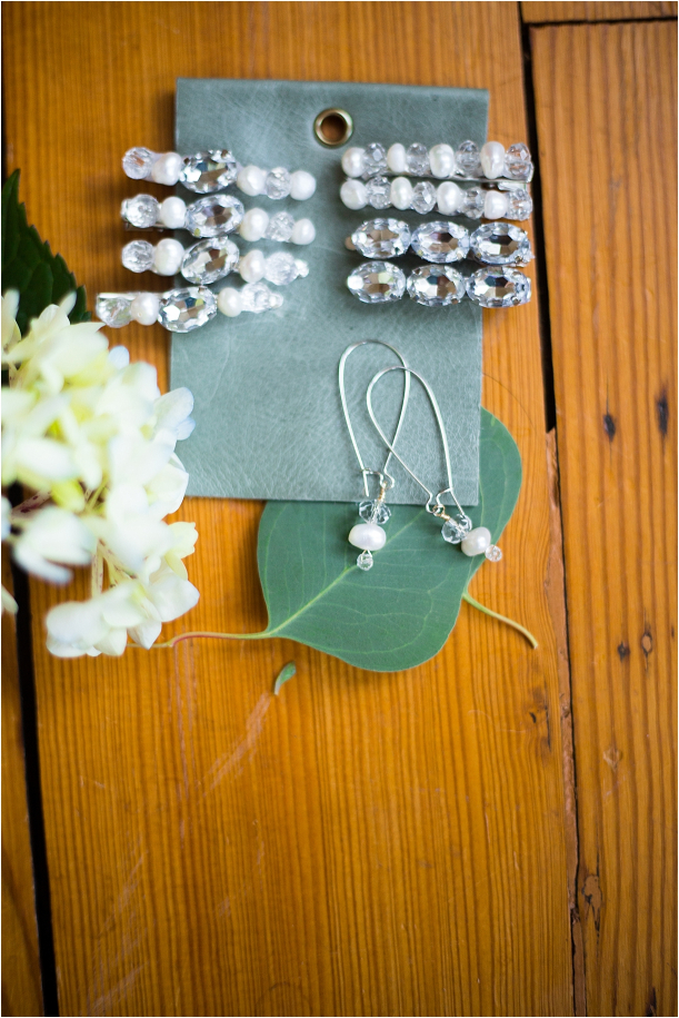 How to Make Earrings for Your Wedding Day | Hill City Bride Virginia Weddings Blog