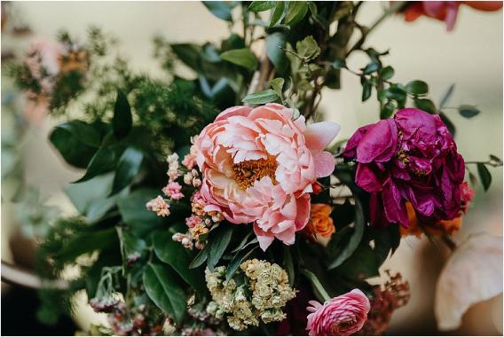 Upscale Bohemian Wedding Ideas | Hill City Bride Virginia Weddings Flowers