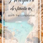 9 Honeymoon Destinations Worth the Compromise | Hill City Bride Wedding Travel Blog