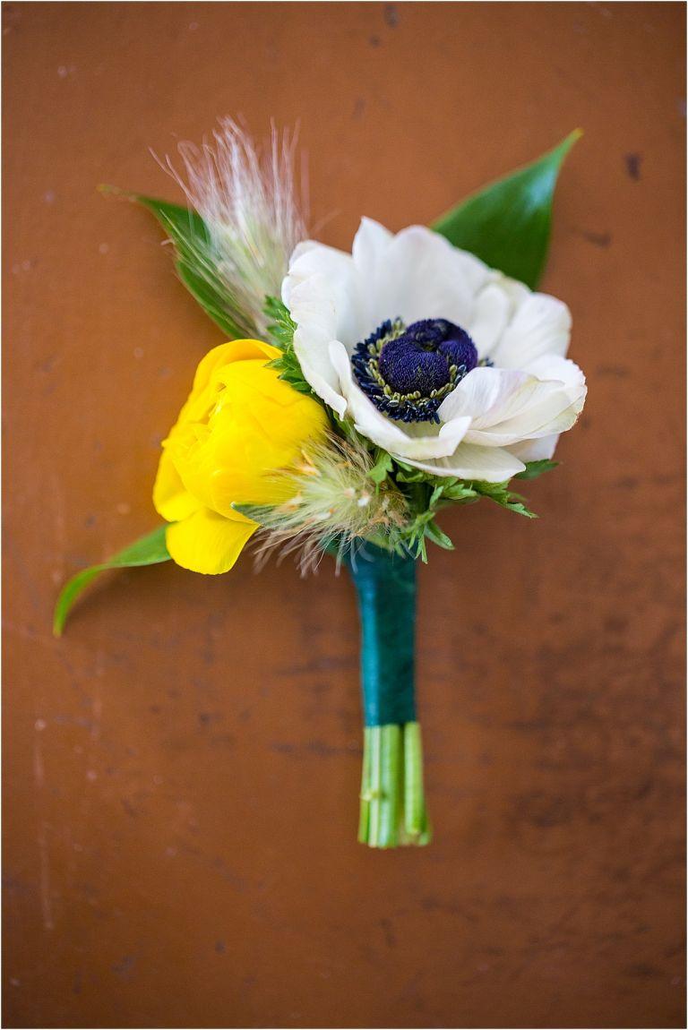 Lemon Themed Bridal Shower Themes | Hill City Bride Virginia Weddings Wedding Blog Corsage