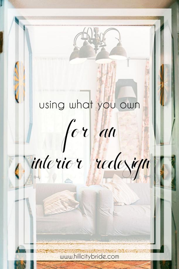 Home Interior Redesign Ideas | Hill City Bride Virginia Weddings Blog