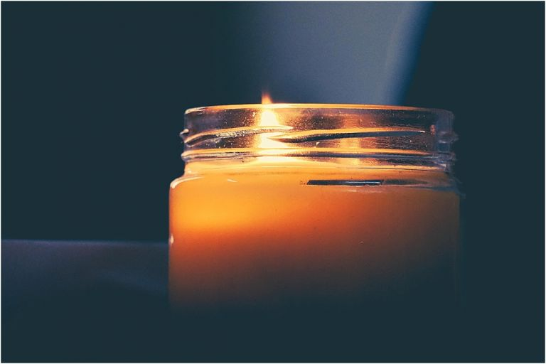 DIY Soy Candles Instructions | Handmade Candles in Jars | Hill City Bride Virginia Weddings Blog