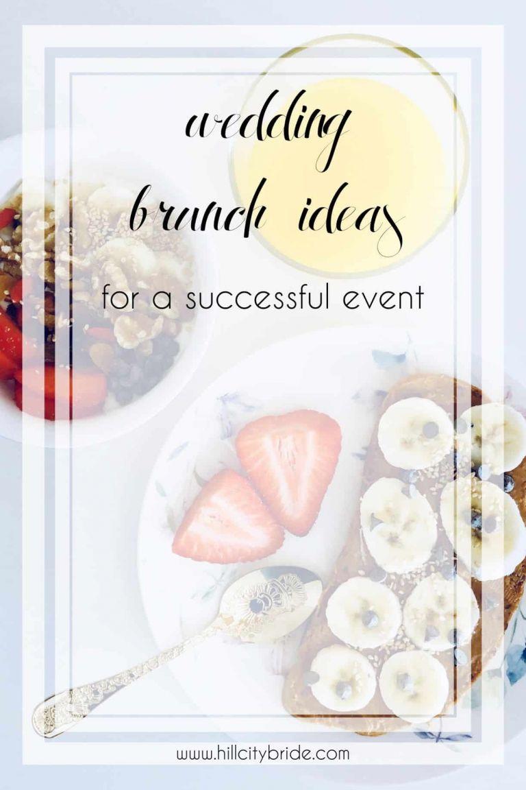 Brunch Ideas | Hosting a Brunch Party Menu | Large Group Breakfast Ideas