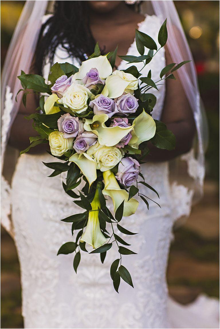 Purple Wedding Virginia Greenhouse | Lynchburg | Hill City Bride Wedding Blog | Bouquet