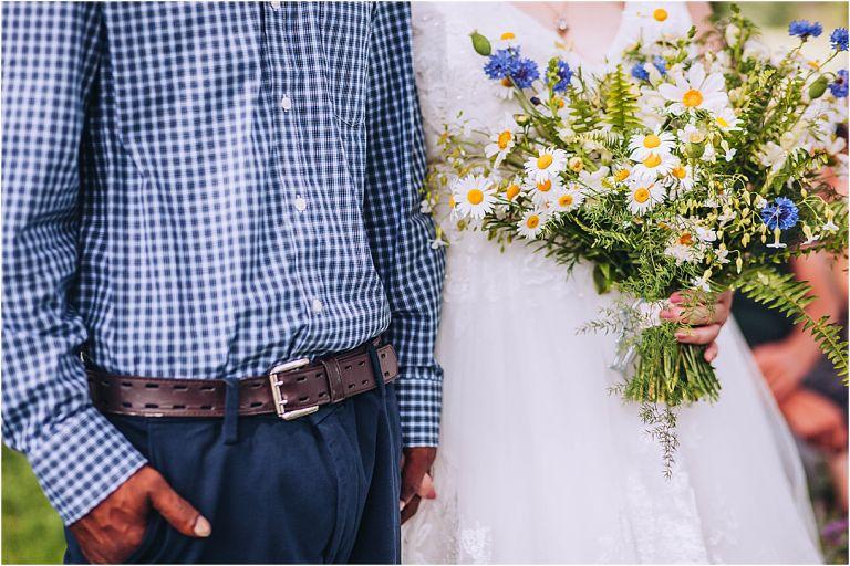 Backyard Wedding   Hill City Bride Virginia Wedding Blog   Interracial Wedding
