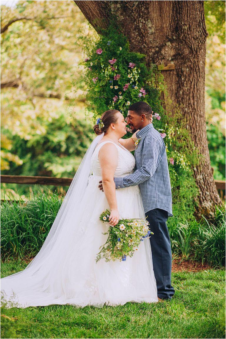 Sentimental Event with Small Backyard Wedding Ceremony ...