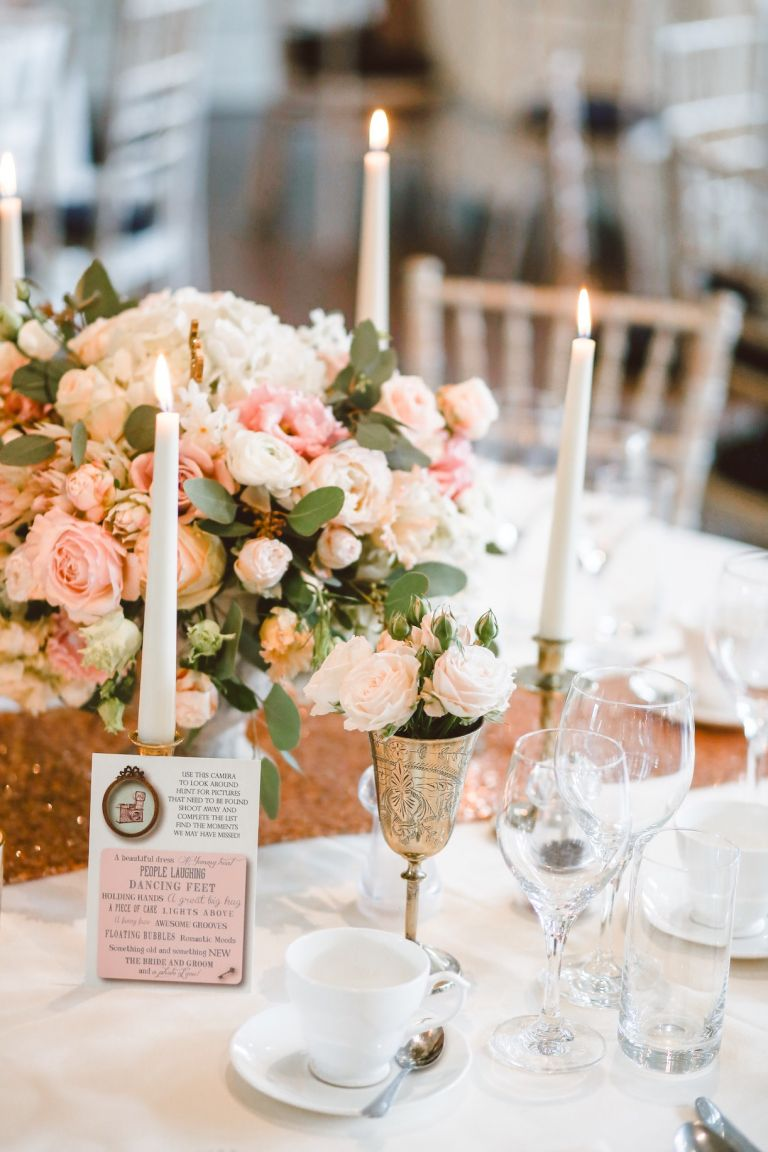 Tall Candleholders for Wedding Centerpieces | Hill City Bride