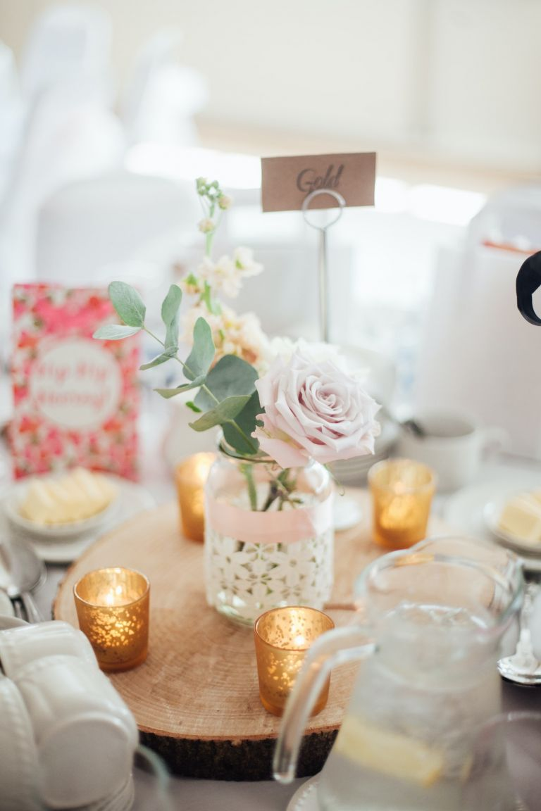 Wedding Votive Candle Holders | Hill City Bride