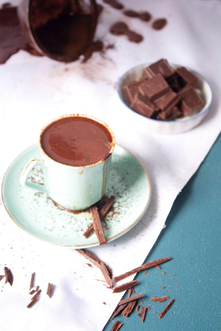Wedding Hot Chocolate Dessert | Hill City Bride Weddings