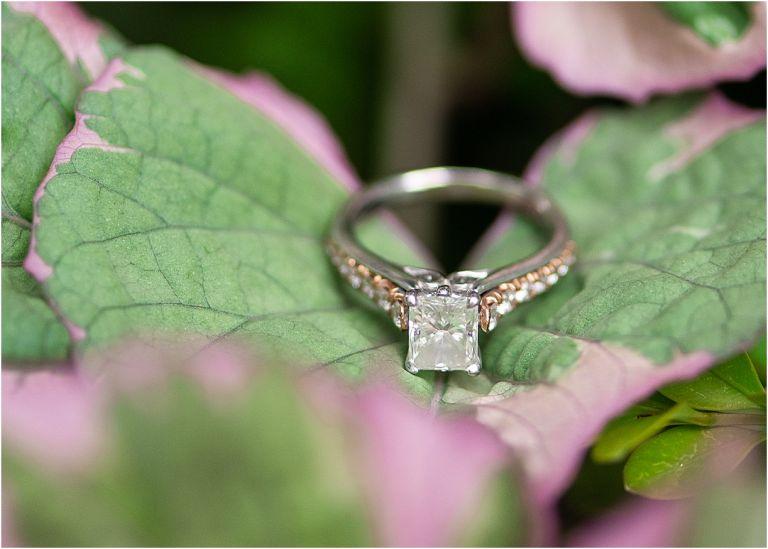 Engagement Photos DC Engagement Photographer | Hill City Bride Ring Shot