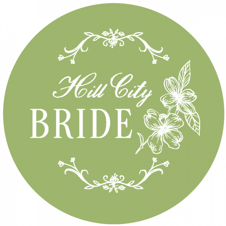 Hill City Bride Feature Badge