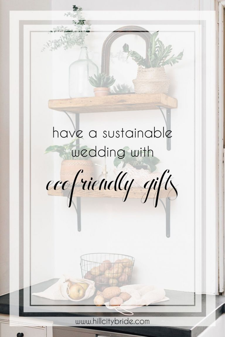Remarkable Ecofriendly Gifts That Help the Environment | Hill City Bride Virginia Wedding Blog