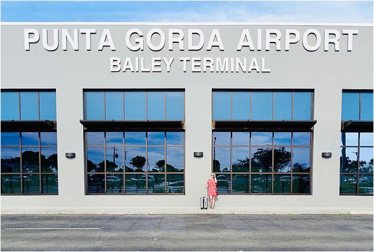 Punta Gorda Florida Airport Code PGD