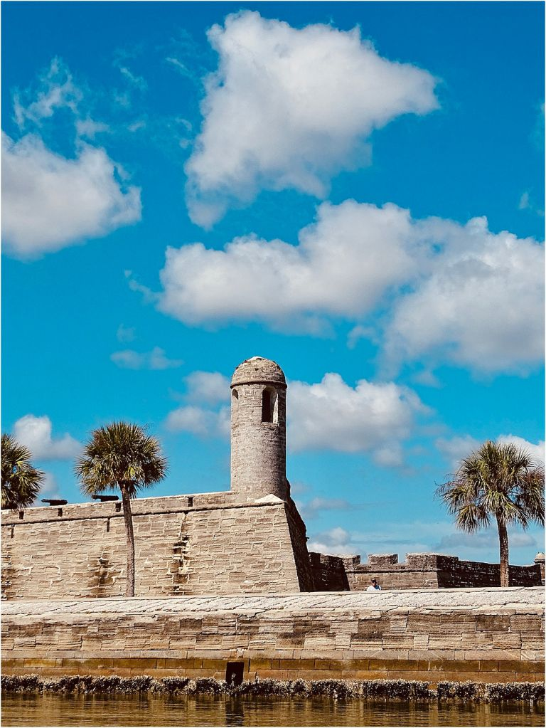 Castillo de San Marcos Fort St. Augustine Florida