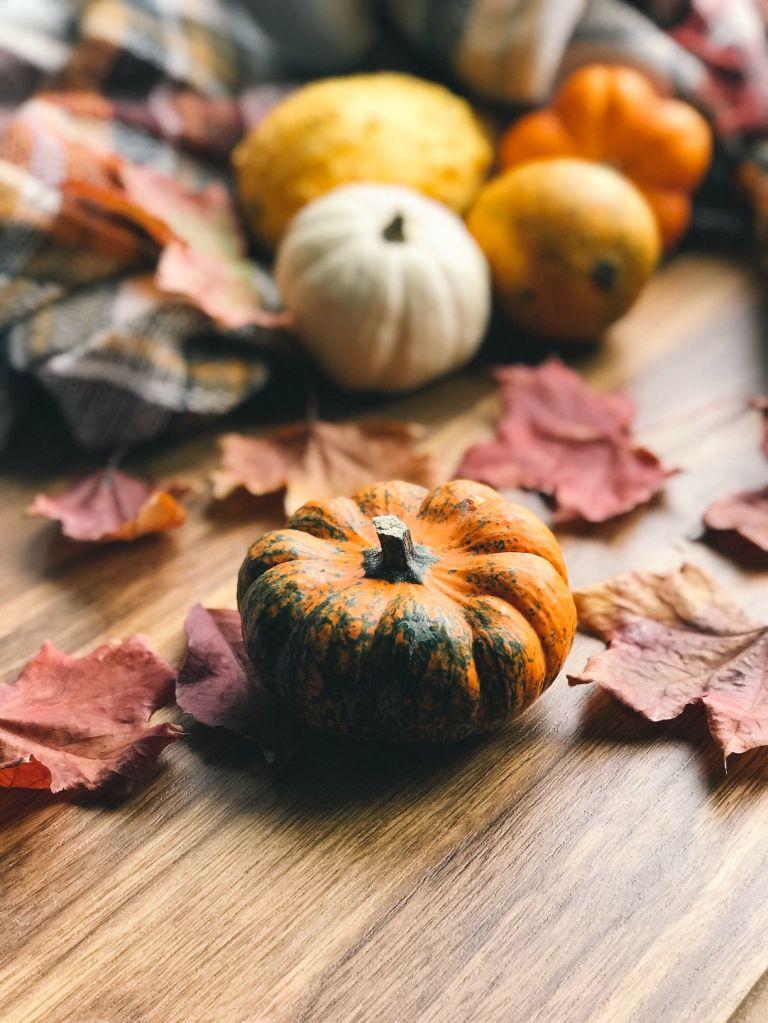 Autumn Decor for Thanksgiving