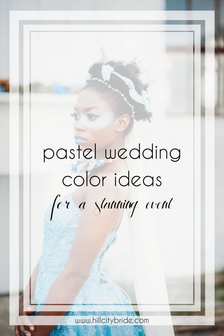 Blue and Purple Wedding Color Schemes