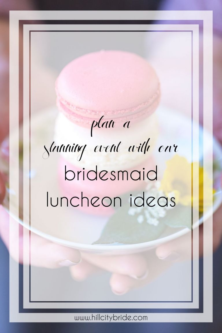 How to Plan a Stunning Event Using Easy Bridesmaid Luncheon Ideas