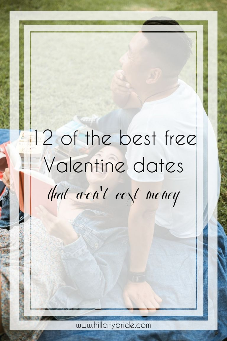 12 of the Best Free Valentine Dates That Don't Cost Money