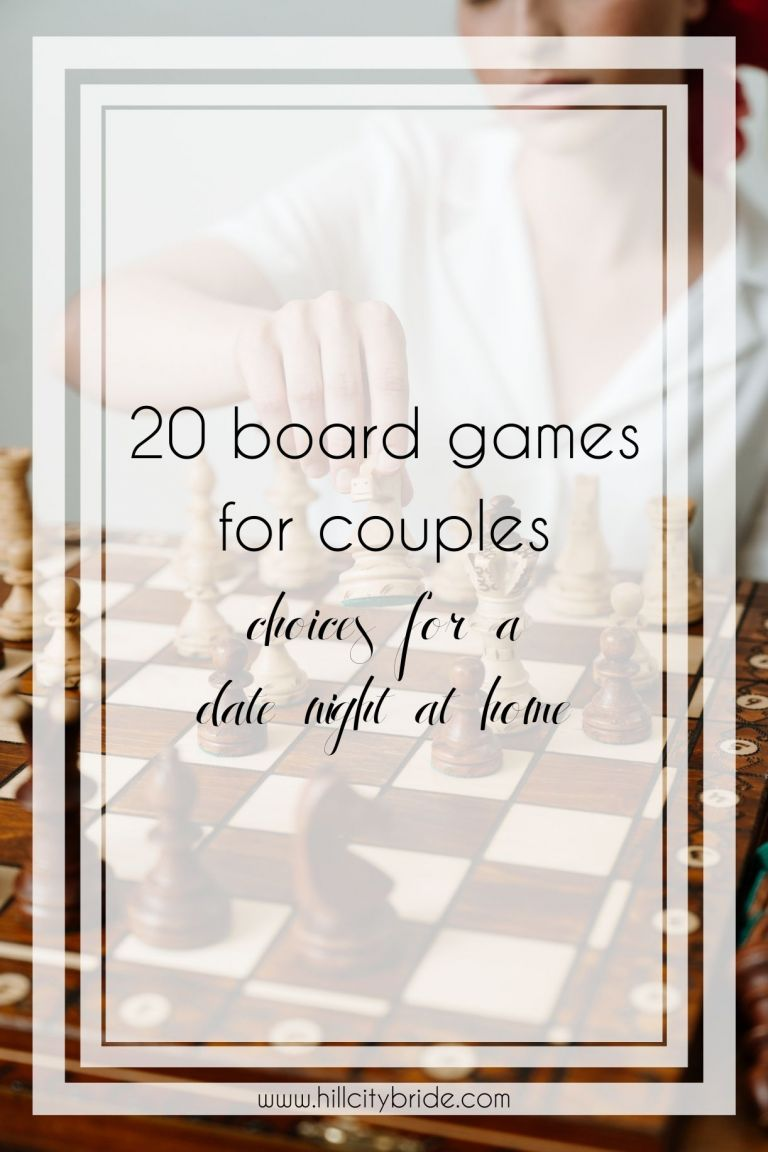 20 of the Best Board Games for Couples to Enjoy at Home