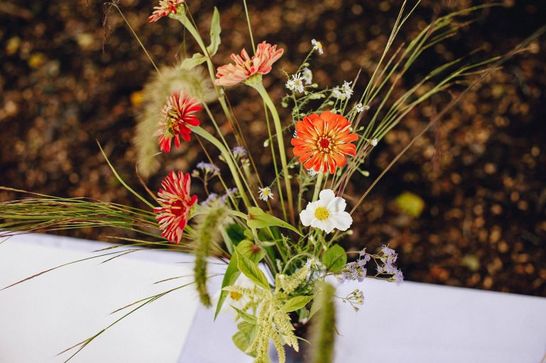 How to Preserve Flowers at a Bridal Shower Claytor Nature Center Cloverlea Farmhouse