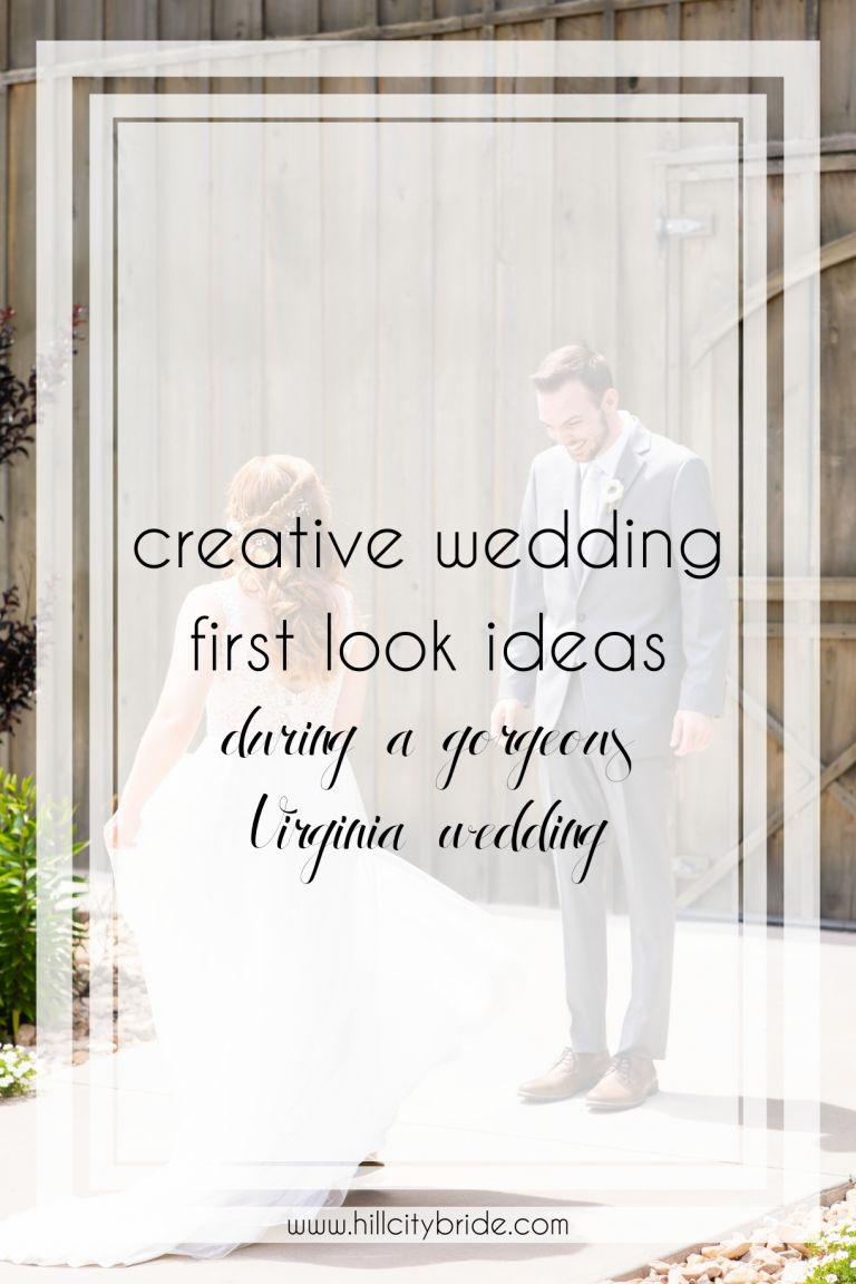 3 Absolutely Creative Wedding First Look Ideas You Must Copy