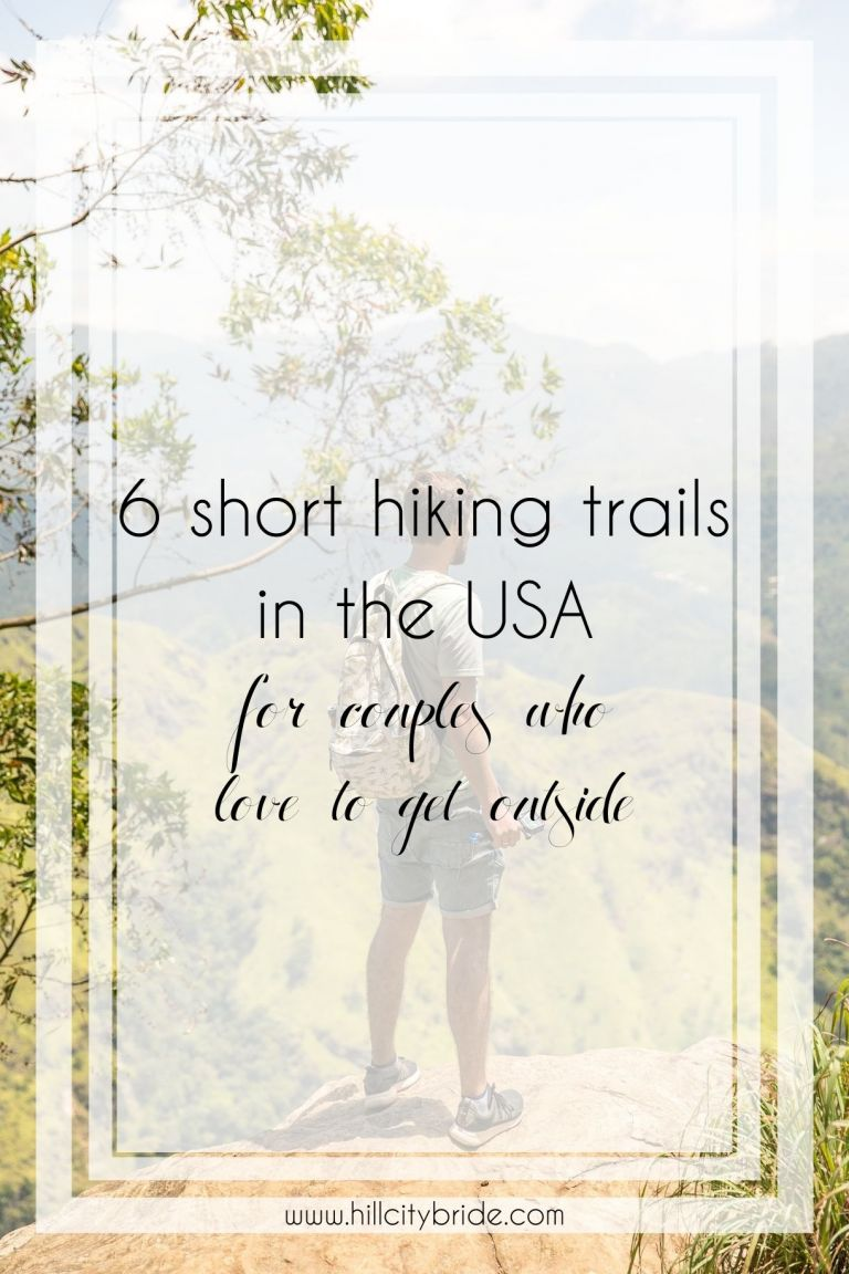 6 Short Hiking Trails Perfect for Couples Who Love the Outdoors
