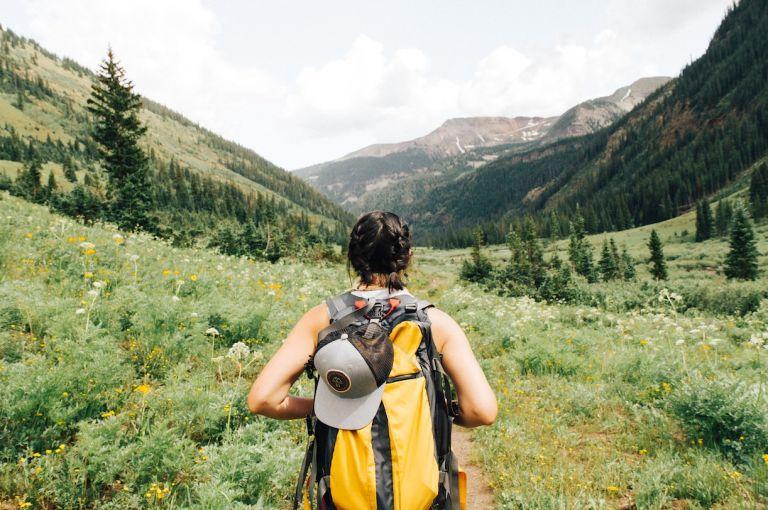 US Hiking Trails Day Trip Easy