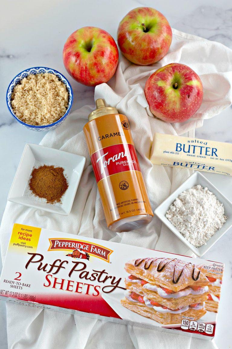 How to Make Apple Pie Rose Recipe Rosette Tart