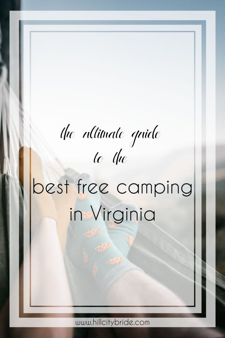 Today's Ultimate Guide to the Best Free Camping in Virginia for Couples