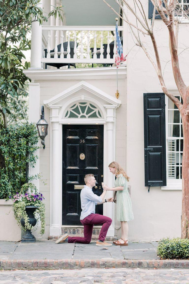 The Best Surprise Proposal