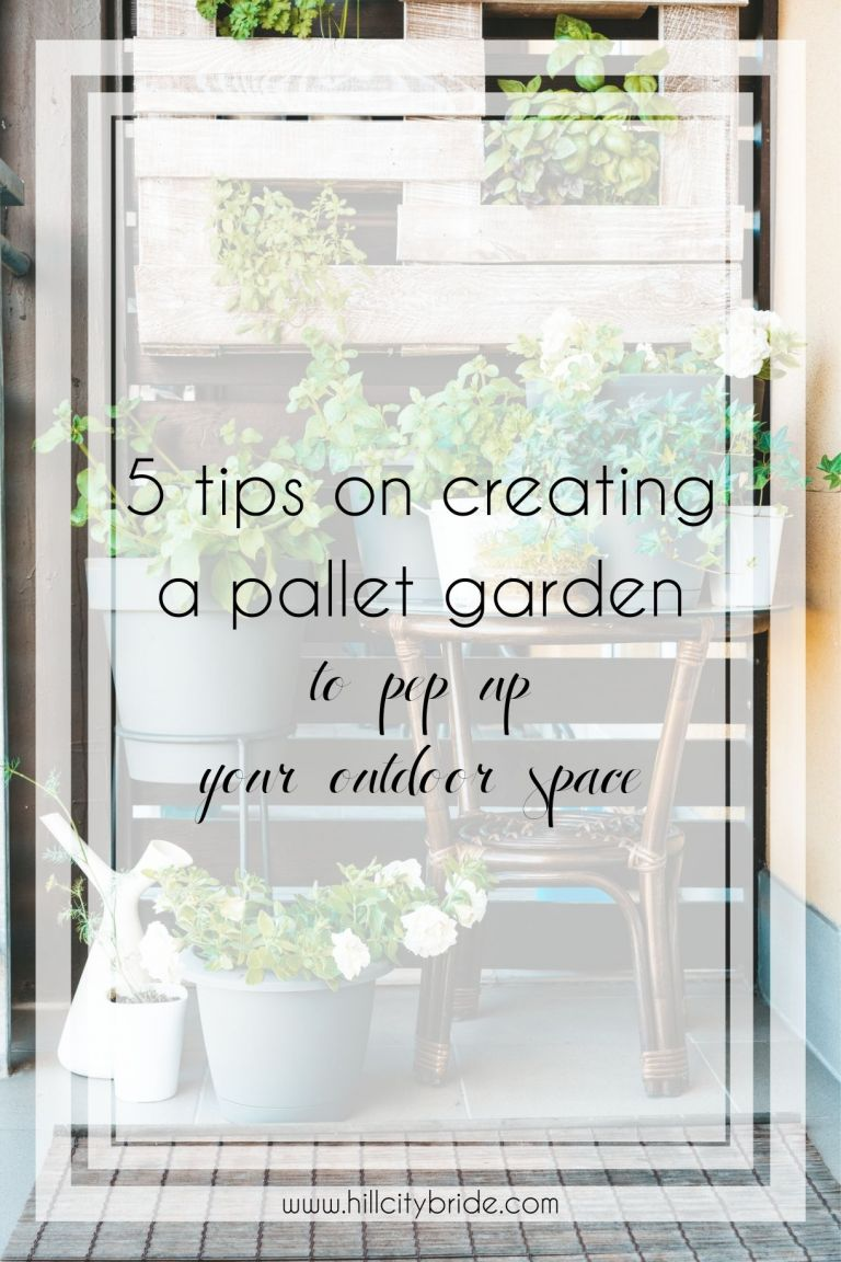 How to Use Pallets for Gardening at Home