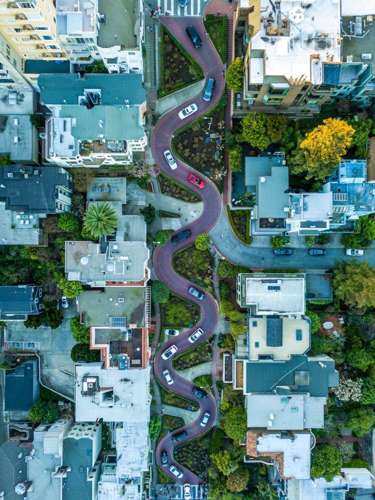San Francisco Honeymoon Destination