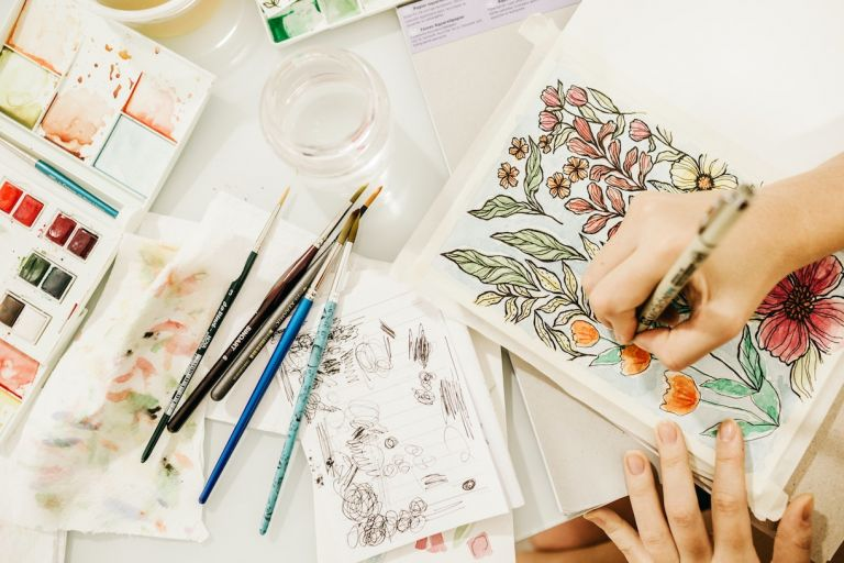 Make Your Own Wall Art for Thrifty Home Decor