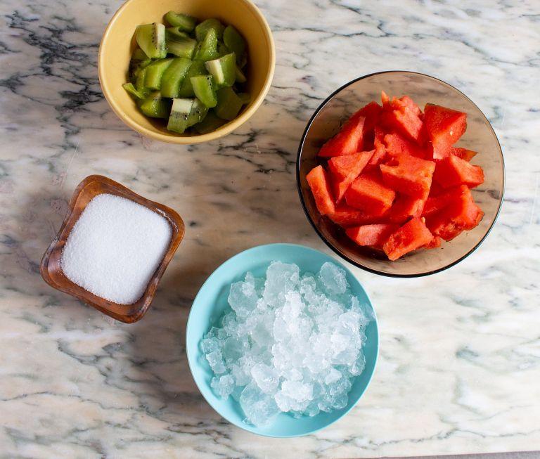 Make the Best Watermelon Kiwi Mocktail