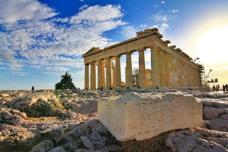 Athens Greece Olympic City for Honeymoon