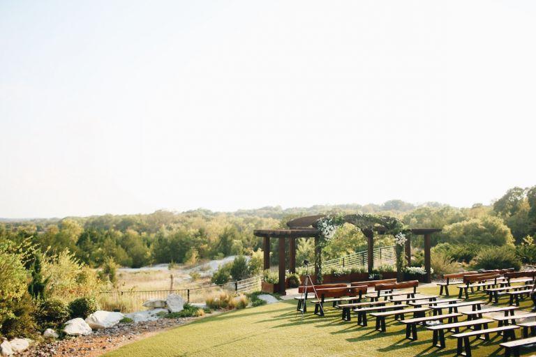 Outdoor Wedding Venue Rain Plan