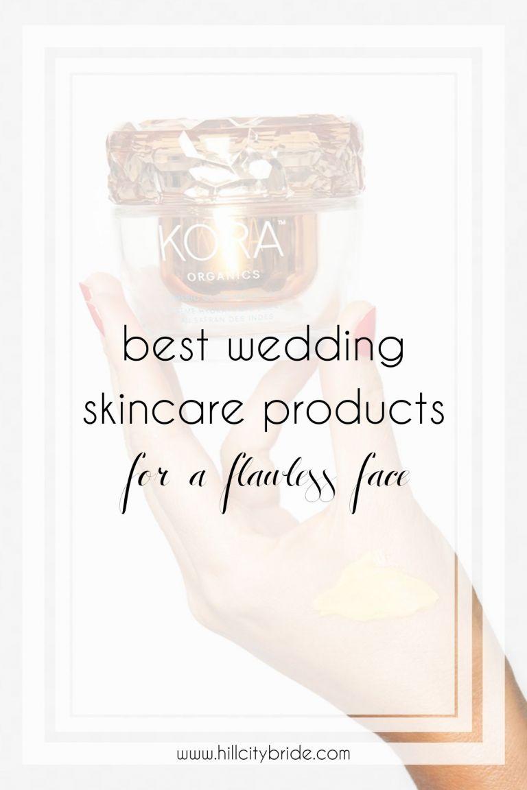 Best Wedding Skincare Products from Kora Organics