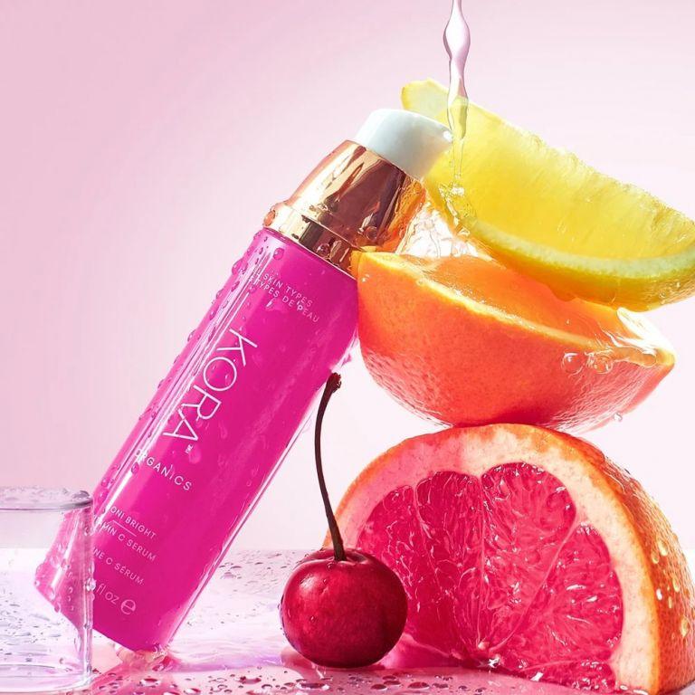 Kora Organics Vitamin C Serum for Wedding Skincare