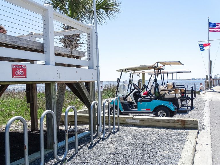 Things to Do in Brunswick Islands NC Golf Carts