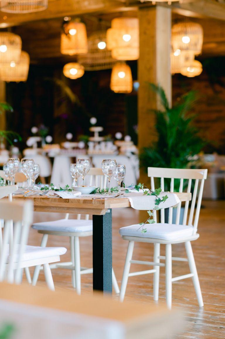 Reception Seating Wedding