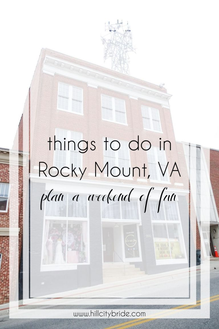 Things to Do in Rocky Mount VA