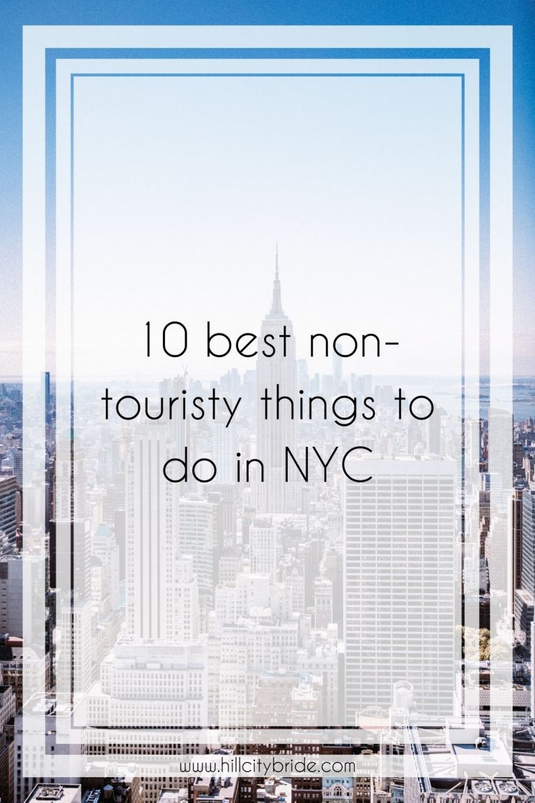 Best Non Touristy Things to Do in NYC for a Fabulous Honeymoon